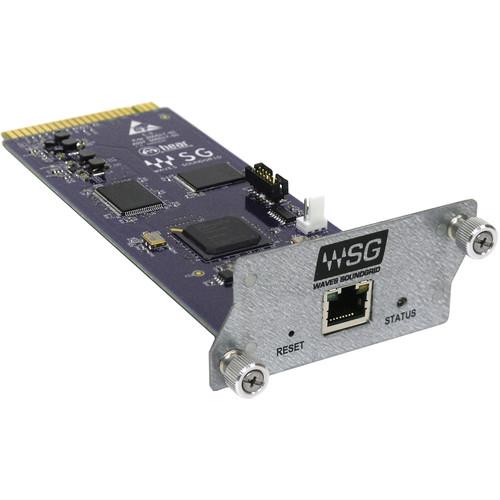 Hear Technologies Waves Card 16-Channel SoundGrid I/O Card for Hear Back PRO Hub