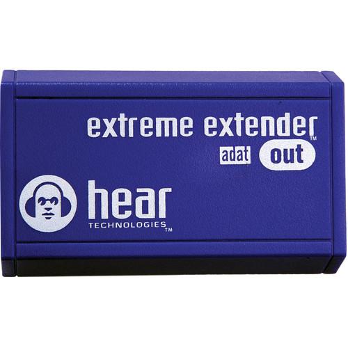 Hear Technologies Extreme Extender ADAT Out HearBus Cat5e to ADAT Optical Converter