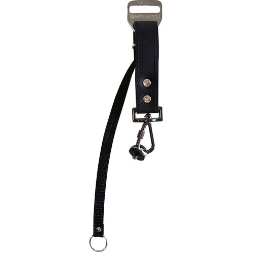 Heavy Leather NYC Slingshot Extension Safety Leash (Black)