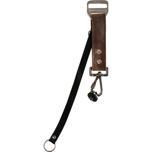 Heavy Leather NYC Slingshot Extension Safety Leash (Brown)