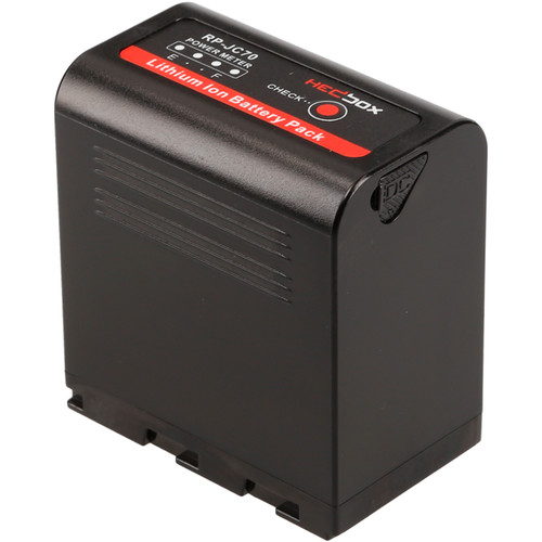 Hedbox RP-JC70 Lithium-Ion Battery Pack (7.4V, 7800mAh)