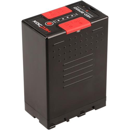 Hedbox HED-BP95D BP-U Lithium-Ion Battery Pack (14.4V, 96.48Wh)