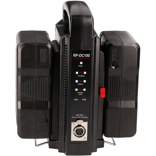 Hedbox PB-PB400V V-Mount Pro Power Bank Set