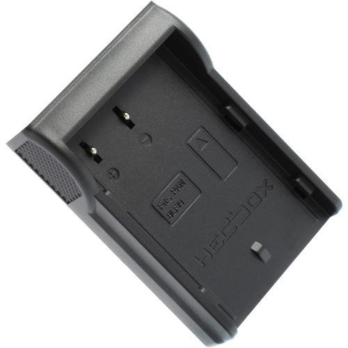 Hedbox DV Charger Plate for Panasonic DMW-BLF19, DMW-BLF19E, DMW-BLF19PP