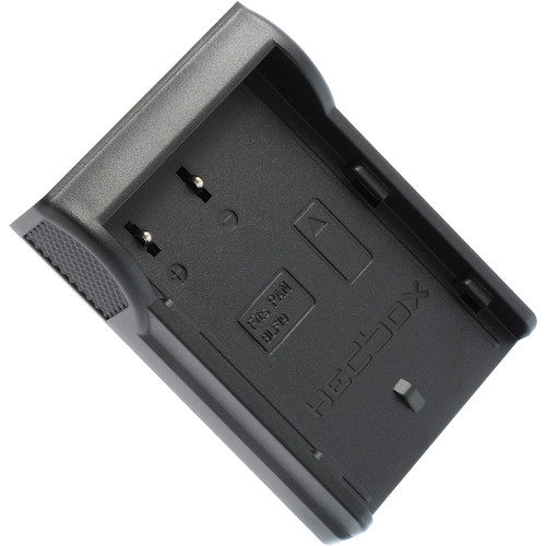 Hedbox Battery Charger Plate for Panasonic DMW-BLF19