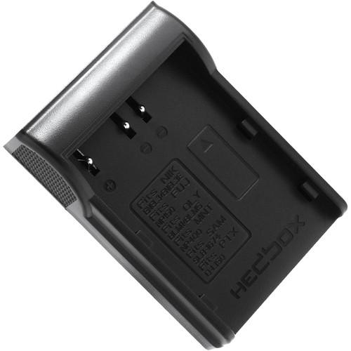 Hedbox DV Charger Plate for Select Nikon, FUJIFILM, Olympus, Minolta, Samsung, Pentax Batteries
