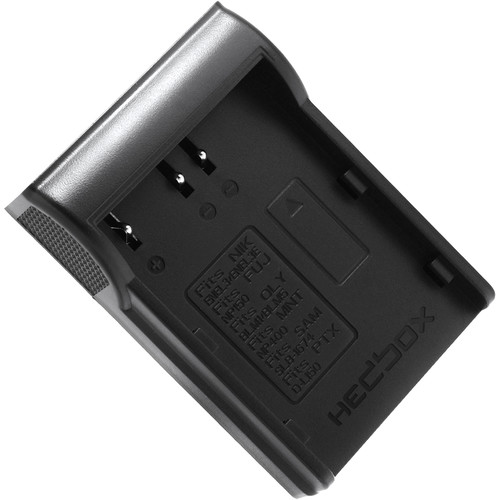 Hedbox Battery Charger Plate for Nikon EN-EL3
