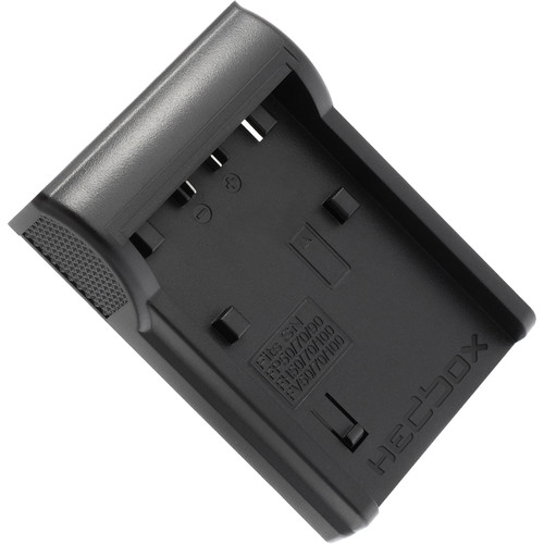 Hedbox DV Charger Plate for Select Sony NP-FH, NP-FP, NP-FV Series Batteries