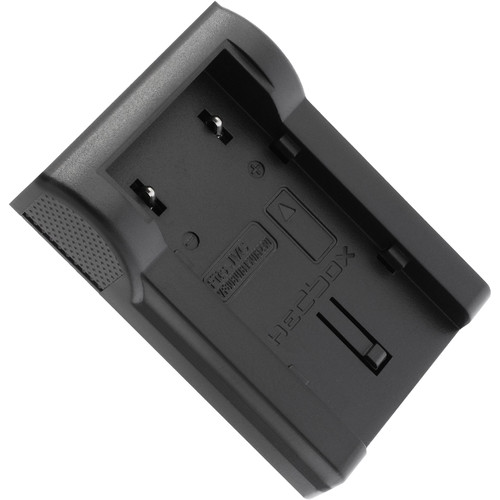 Hedbox DV Charger Plate for Select JVC BN-VF Series Batteries