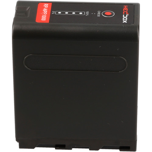 Hedbox RP-NPF1000 Lithium-Ion Battery Pack (7.4V, 10,400mAh)
