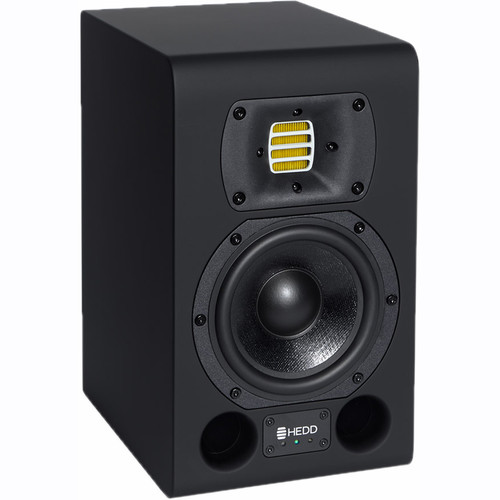 """HEDD Series ONE Type 05 Nearfield Studio Monitor with 5.5"""" Woofer (Matte Black)"""