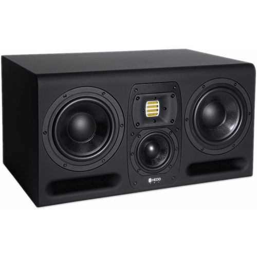 """HEDD Type 30 - Series ONE 3-Way Midfield Studio Monitor with Two 7"""" Woofers (Single)"""
