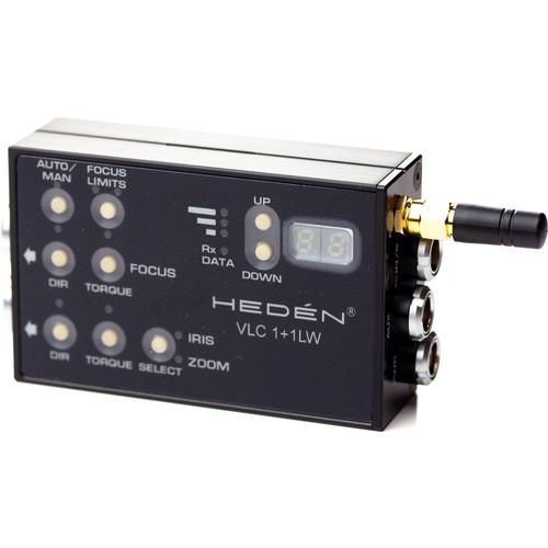 HEDEN YMER-1 VLC11LW Receiver 1+1 Motor with LenSaver Calibration