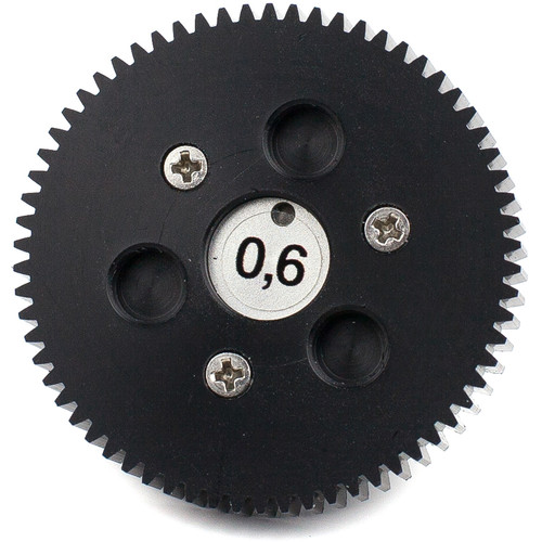 HEDEN Drive Gear for M21VE and M21VE-L Motors (0.6 MOD)