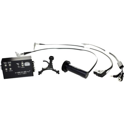 HEDEN VLC-1L Lens Control Kit for Fujinon MK Zoom Lenses