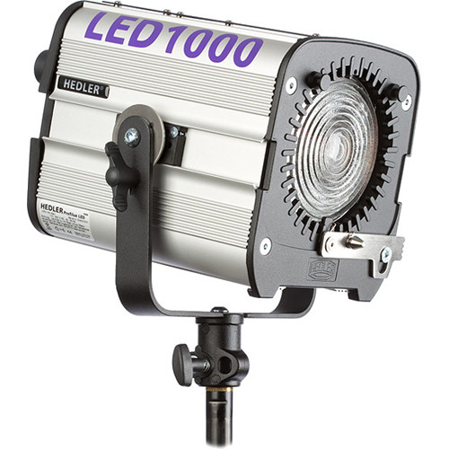 Hedler Profilux LED1000 Fresnel
