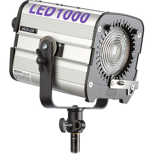 Hedler Profilux LED1000 DMX Daylight Fresnel