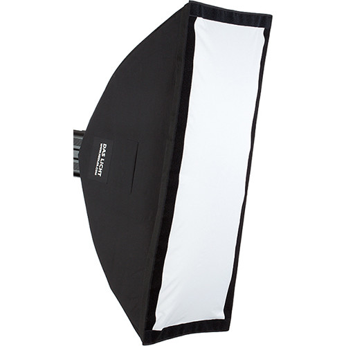 "Hedler MaxiSoft L Strip Softbox (43 x 18"")"