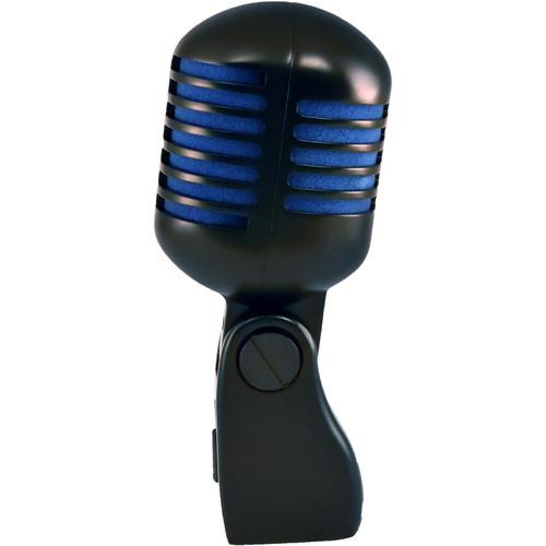 Heil Sound Heritage Cardioid Dynamic Microphone (Black Matte)
