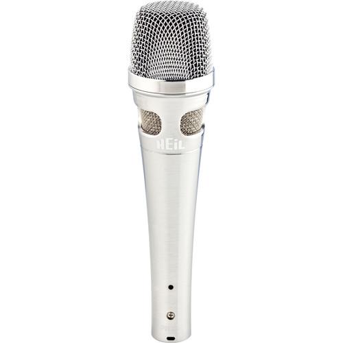 Heil Sound PR 35 Handheld Dynamic Cardioid Microphone (Chrome)