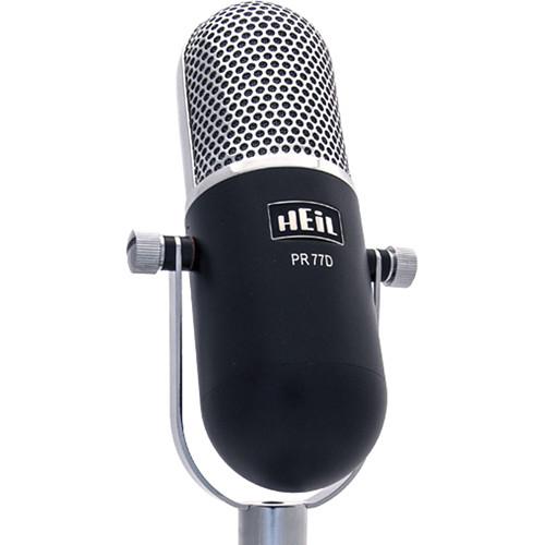 Heil Sound PR 77 Large-Diaphragm Dynamic Microphone