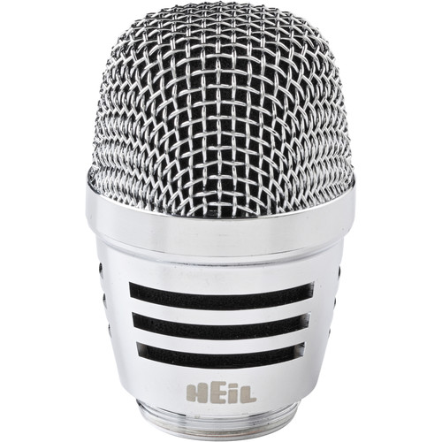 Heil Sound RC 35 Wireless Microphone Capsule (Chrome-Plated)