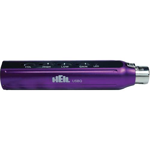 Heil Sound USBQ Microphone Pre-Amplifier & D/A Converter