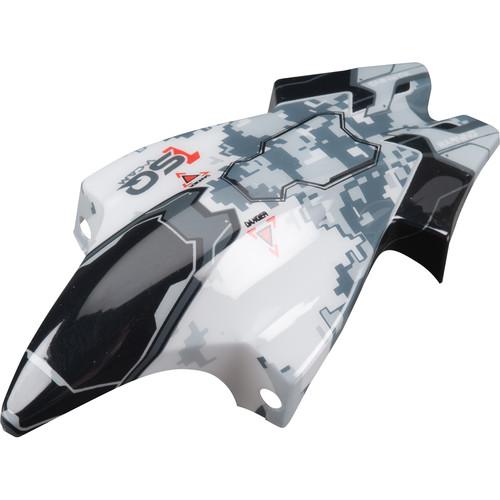 Heli Max Canopy for 1SQ V-CAM Quadcopter (Black / White)