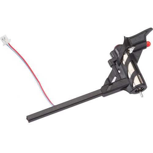 Heli Max LED Motor Boom Set (Left-Rear, CW)