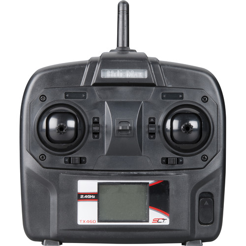 Heli Max TX460 Transmitter for 1SQ V-Cam Quadcopter