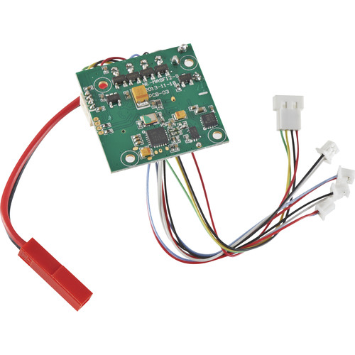 Heli Max TAGS-FX Control Board for 230Si Quadcopter
