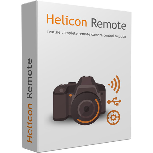 Helicon Soft Helicon Remote Mobile (Download, Upgrade for Helicon Focus Pro Users)