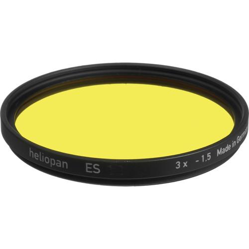 Heliopan 34mm #8 Medium Yellow Filter