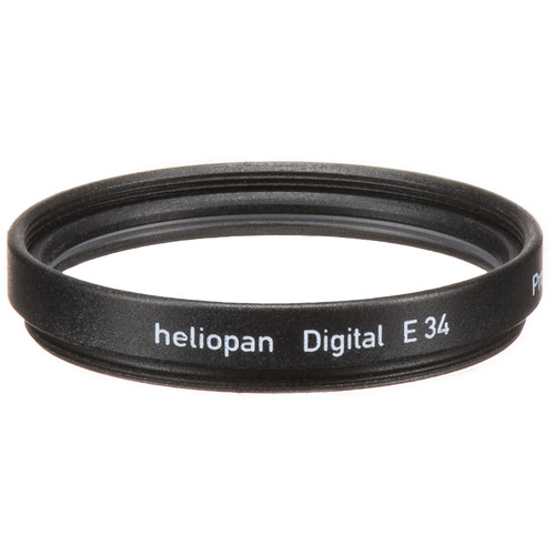 Heliopan 34mm Clear Protection Filter