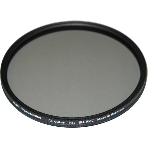 Heliopan 95mm High-Transmission Circular Polarizing Multi-Coated Slim Filter