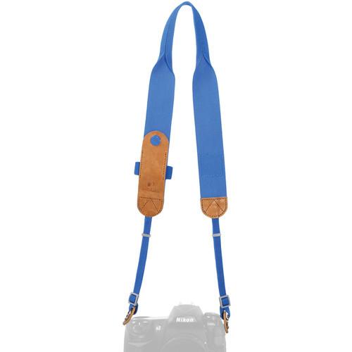 Hellolulu Tyler Camera Neck Strap (Dutch Blue)