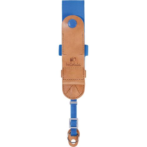 Hellolulu Skylor Camera Wrist Strap (Dutch Blue)