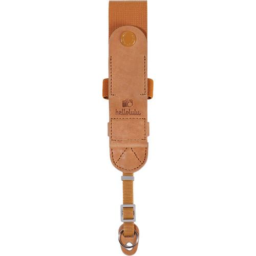 Hellolulu Skylor Camera Wrist Strap (Mustard Yellow)