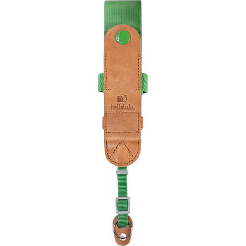 Hellolulu Skylor Camera Wrist Strap (Frog)