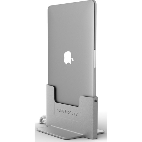 "Henge Docks Vertical Docking Station for 13"" MacBook Pro with Retina Display (Metal Edition)"
