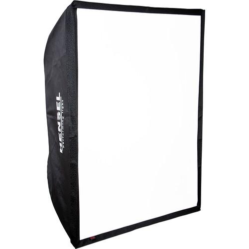 "Hensel Ultra E 90 x 90 (35.4 x 35.4"") Softbox with Speedring"