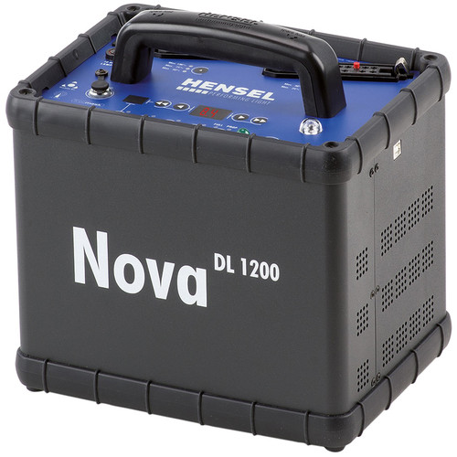 Hensel Nova DL 1200 Power Pack with Wi-Fi