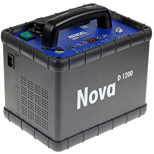 Hensel Nova D 1200 Power Pack with Wi-Fi