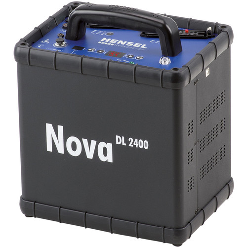 Hensel Nova DL 2400 Power Pack with Wi-Fi