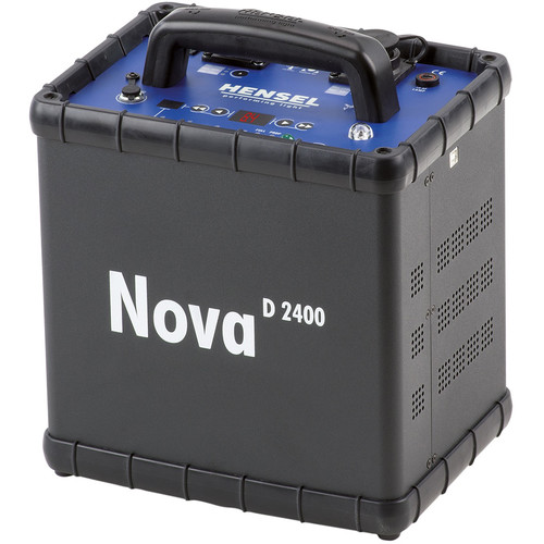 Hensel Nova D 2400 Power Pack with Wi-Fi