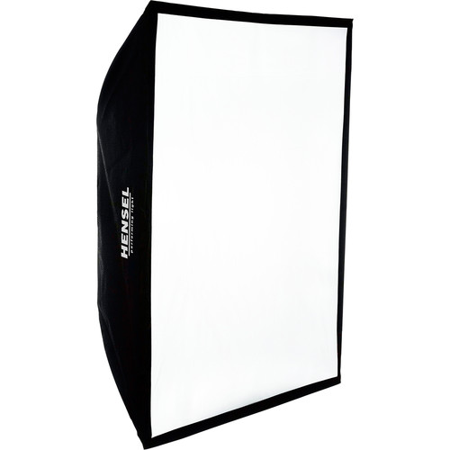 """Hensel Ultra E 80 x 100 (31.2 x 39"""") Softbox with Speedring and Honeycomb Grid"""