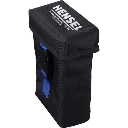 Hensel Bag for Porty Lithium Battery/Charger (Black)