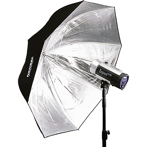 Hensel Master PXL Umbrella (Silver)