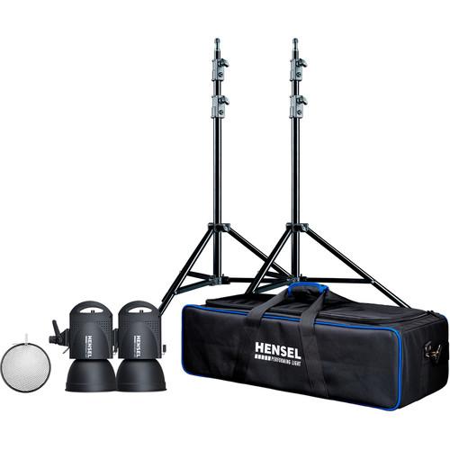 Hensel Intra LED 2-Light Kit