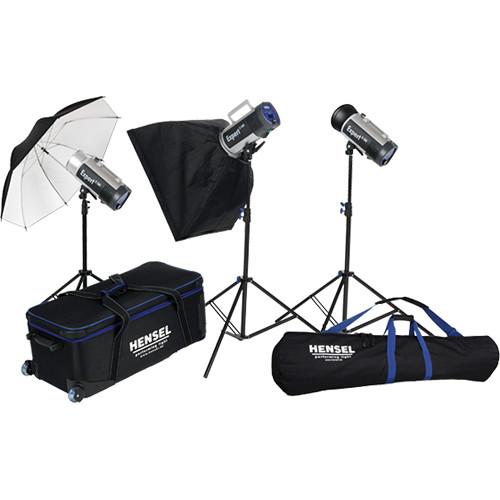 Hensel Expert D 1500 Flash Kit